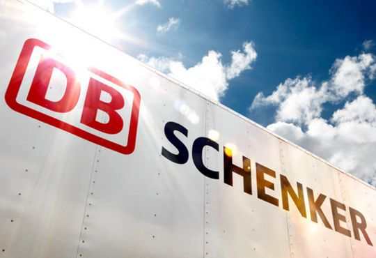 Master Data Management solution for Schenker, a Deutsche Bahn company